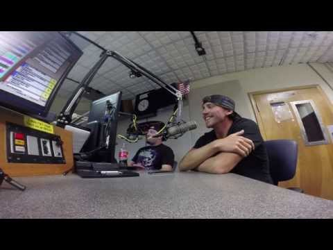 Skies In Chaos - 98Rock radio interview 8-3-2014