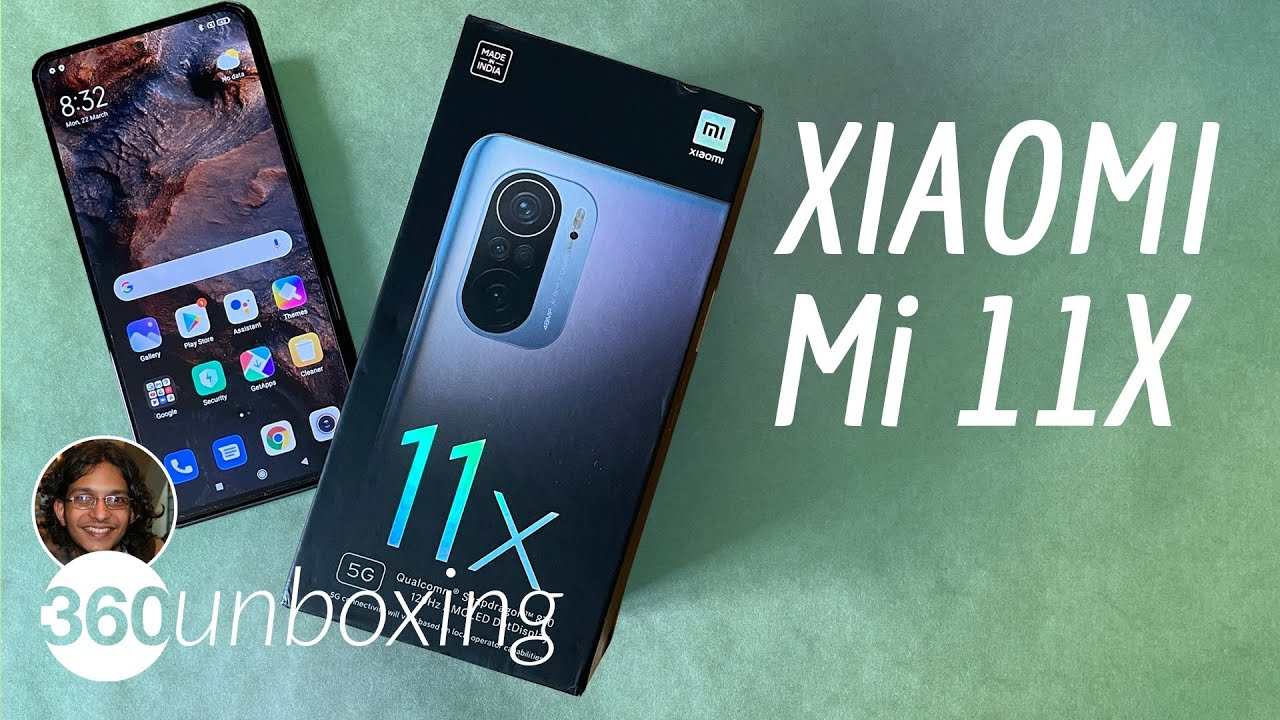 Xiaomi Mi 11X Unboxing and First Impressions: Does It Have the 'X' Factor?  - YouTube
