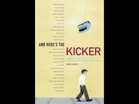 "mike-sacks,-author,-""and-here's-the-kicker""-2009-interview"