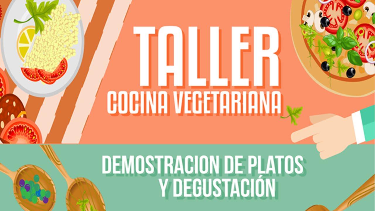 01 taller de cocina vegetariana segunda edici n mayo for Cocina vegetariana
