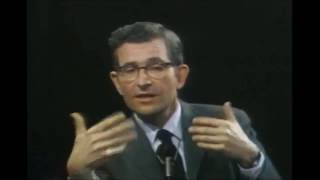 Noam Chomsky Teaches William F. Buckley a Thing or Two.