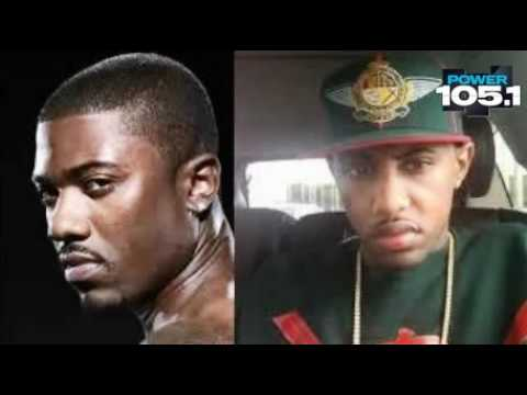 RAY J AND FABOLOUS FIGHT AFTER MAYWEATHER? RAY J INTERVIEW WITH CHARLEMAGNE POWER 105.1 (UNCENSORED)