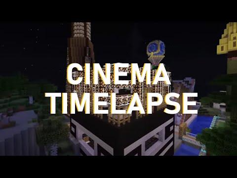 Minecraft - Cinema (+map Download Link)