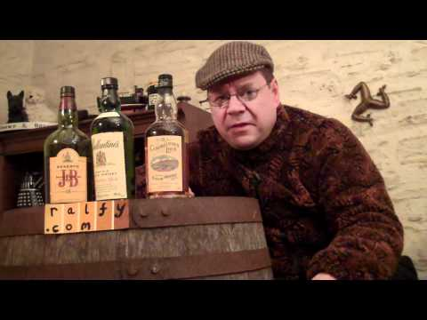 whisky review 172 - Recommended Older Blended Whiskies