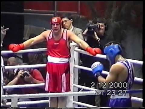 Kurtucz Csaba vs Hart Péter - O.B. 2000