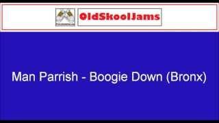 "Man Parrish - Boogie Down (Bronx) 12"" Vinyl HQ"