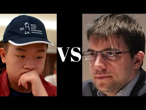 Wei Yi vs Maxime Vachier-Lagrave Reykjavik Open (2013)  ·  Sicilian Defense