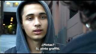 The Graffiti Artist -Sub Spanish-