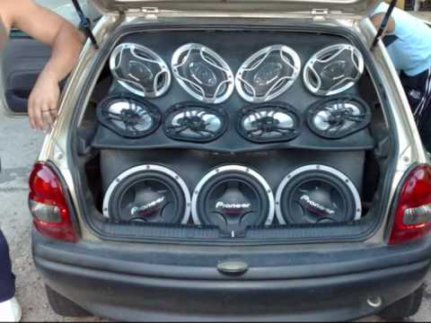 Chevy Radio Glock 19 Parts Diagram Sonido Bajos Kicker Pioneer Autoshop Full - Youtube
