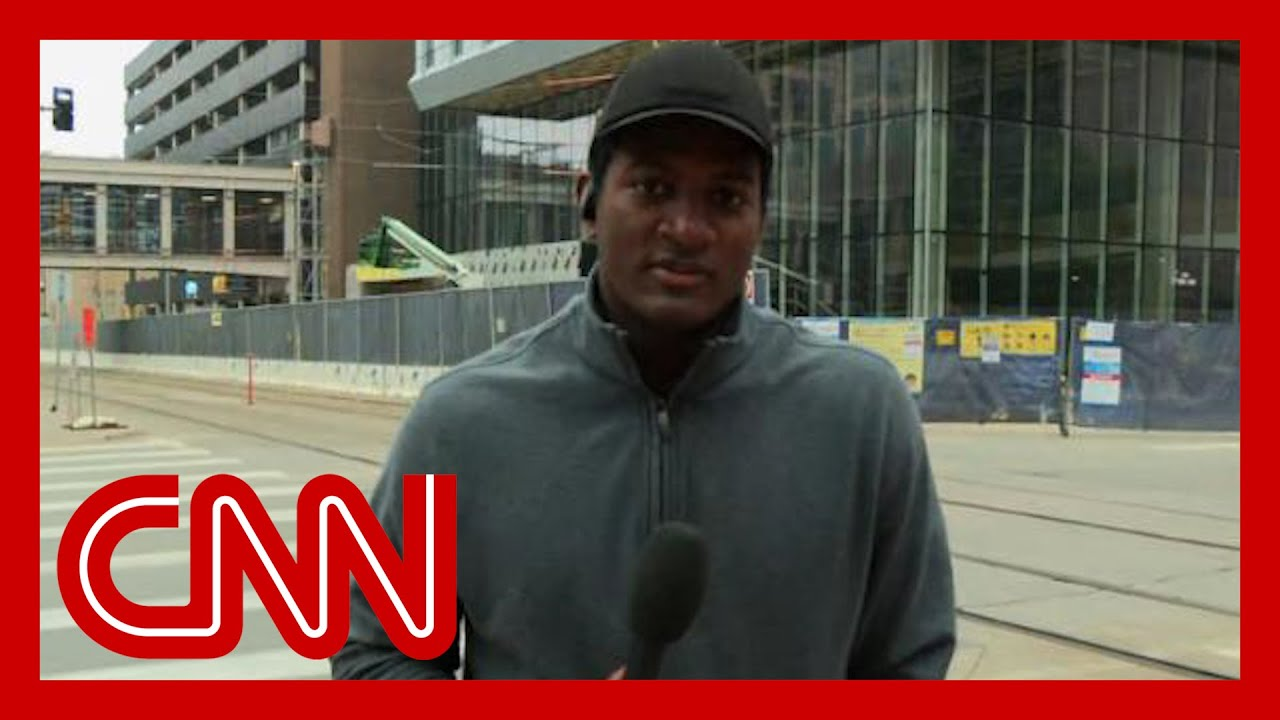 CNN Reporter Omar Jimenez Released After Arrest Live On Air ...