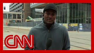 CNN reporter Omar Jimenez released from police custody