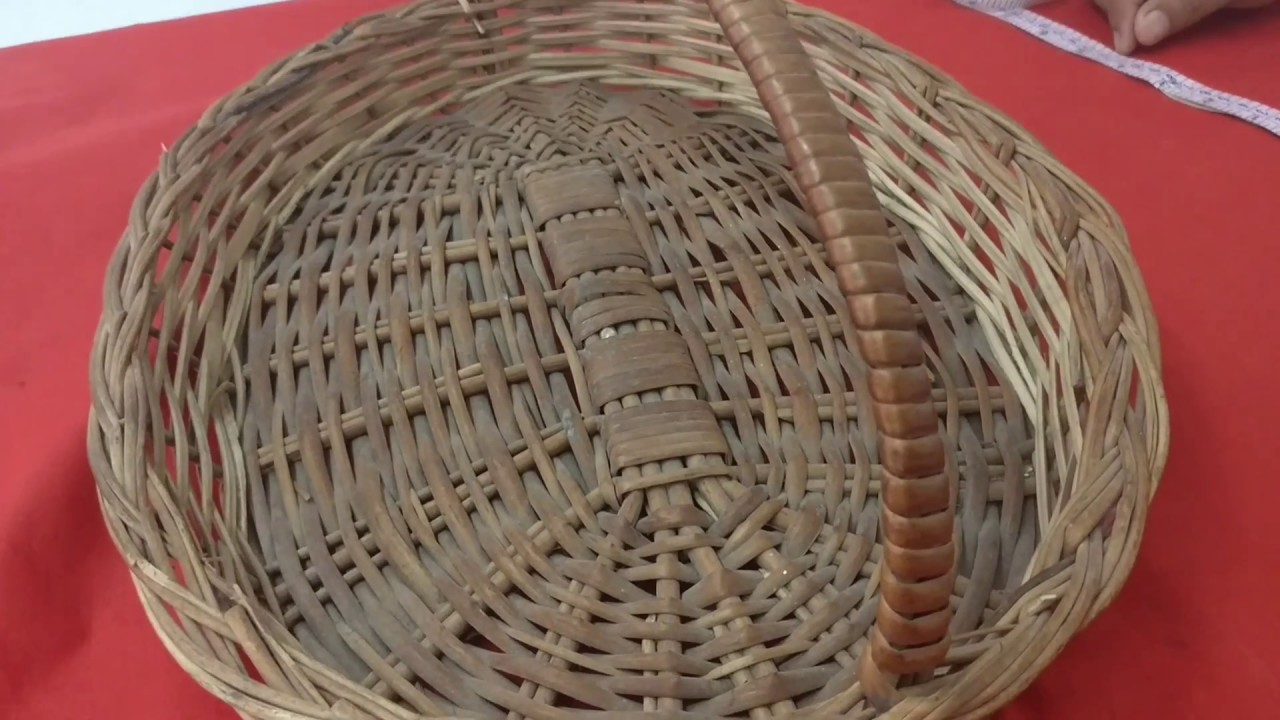 How To Decorate A Baptism Basket Diy