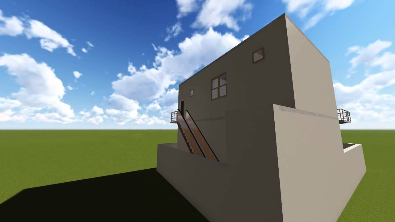 7 marla house design rendered in lumion 3d youtube