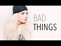 Bad Things - Machine Gun Kelly ft. Camila Cabello | Macy Kate Cover video & mp3