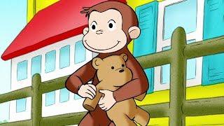 好奇的喬治 🐵Curious George Chinese 🐵蜜蜂和熊🐵第1季 🐵动画片 🐵卡通 🐵动画 🐵Cartoon 🐵Animation