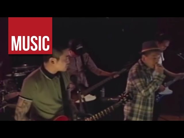 Kamikazee - Tsinelas Live!