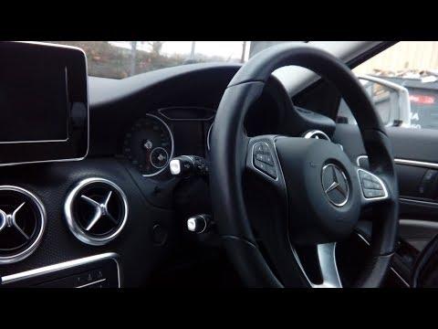 Mercedes A Class 2012-2018 Dash Cam Install Guide To Fuse Box