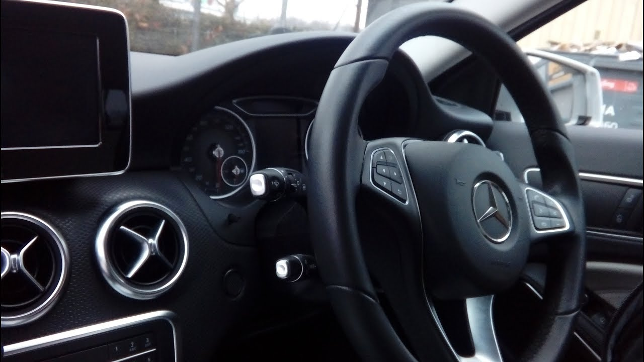 Mercedes A Class Dash Cam Install Guide To Fuse