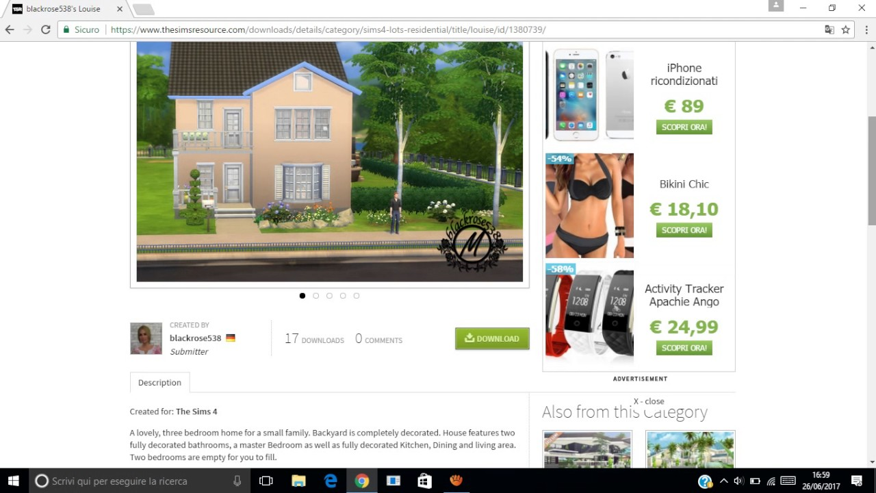 CARRIERE THE SIMS 2 SCARICARE