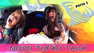NOVO TUFÃO!!! Viagem de Férias Tauá com Sarinha e Vini