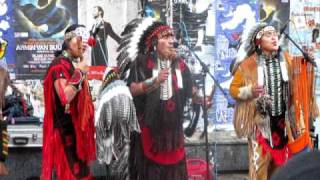 Native American music in Istanbul
