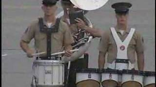 Parris Island Marine Band The Thunderer