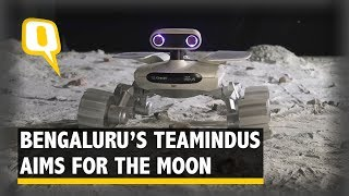 TeamIndus Reaches Google Lunar X Prize Finals; Aims For The Moon | The Quint
