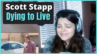 """Scott Stapp   """"Dying to Live""""    REACTION   -   This is such a relatable song!"""
