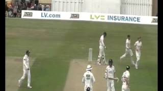 vs Glam 2015: Meschede gone caught by Faulkner at mid wicket