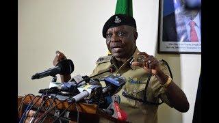 LIVE: Mkutano wa #IGP Simon Sirro na Wanahabari, Makao makuu ya Jeshi la Polisi Jijini DSM.