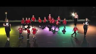 Vaasan Tanssikoulu Kipinän tanssilajit