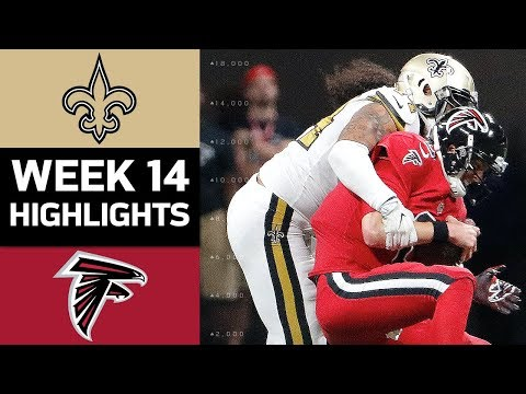 Download Youtube: Saints vs. Falcons | NFL Week 14 Game Highlights