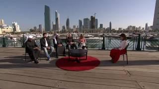 جلسة نقاشية مع عدد من المؤثرين على منصات التواصل في الكويت