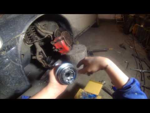 Как заменить масло в гидроусилителе руля на Дэу нексия