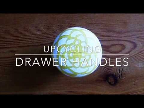 Upcycling Drawer Handles