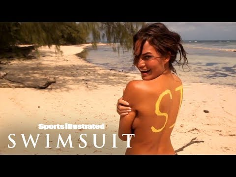 Chrissy Teigen Invites You To Play A Game In The Seychelles | Outtakes | Sports Illustrated Swimsuit
