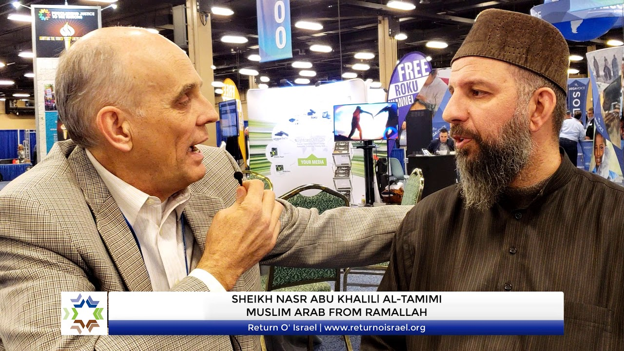 A Pastor and a Sheikh go to a Christian Media Convention...