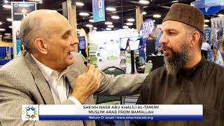 Part 1: A Pastor and a Sheikh go to a Christian Media Convention...