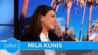 Mila Kunis Defends Stance in Bathing Controversy