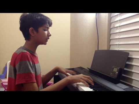 Rajat Sarkar - Attention by Charlie puth -...
