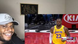 Los Angeles Lakers vs Chicago Bulls - Full Game Highlights | REACTION | November 5, 2019-20 NBA