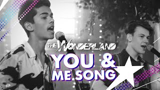 The Wonderland | You and Me Song (The Wannadies Cover) | Official Music Video
