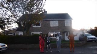 Gangnam style Yr 9 acle project