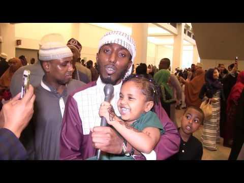 Minnesota Sida Looga Ciiday Minneapolis Convention Center By Masjid Abuubakar
