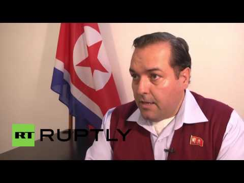 Spain: See inside North Korea's first Spanish supporters club