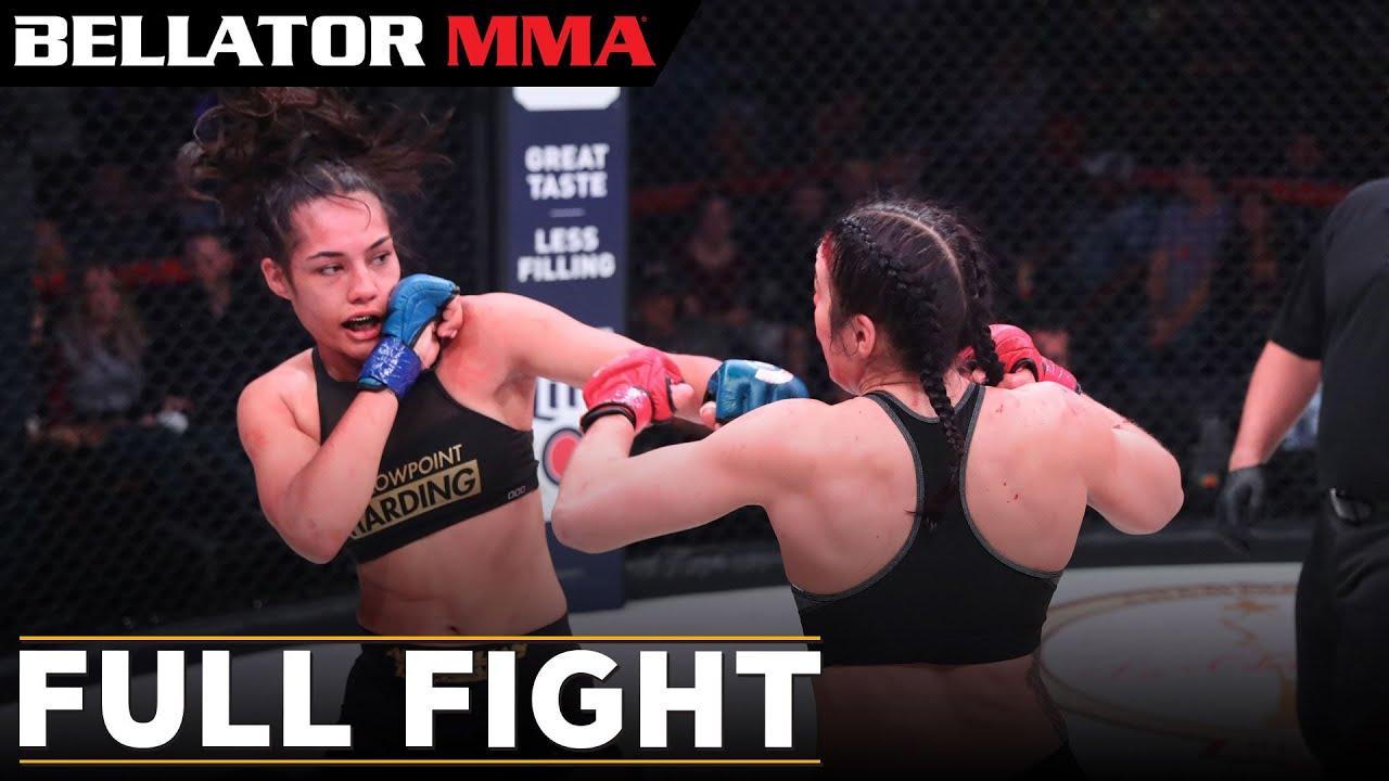 Full Fight | Janay Harding vs. Sinead Kavanagh - Bellator 207