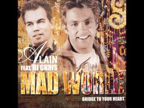 Alain feat. DJ Chris - Mad World (Radio Edit)