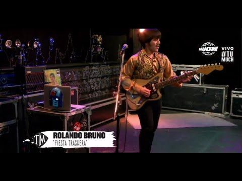 #TuMuch | 19/2/16 | En vivo: Rolando Bruno | Previa Personal Fest | Valerio Rinaldi