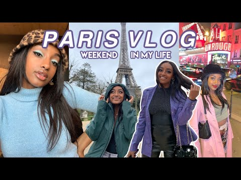 MY FIRST TIME IN PARIS with EF Ultimate Break