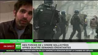 Colère des policiers : «Monsieur Macron veut nous acheter»